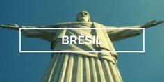 Retrouvez nos carnets de route au Brésil : De Rio de Janeiro à Jericoacoara en passant par le parc des Lençois Maranhenses et l'Amazonie. Une mine d'infos pour préparer son futur voyage au Brésil.