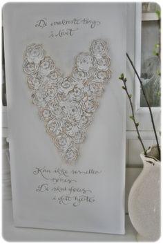 VIBEKE DESIGN: Hvilket HJERTE er du ?  Hearts~  scroll down for more ideas