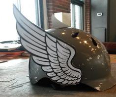 DIY Hermes Helmet