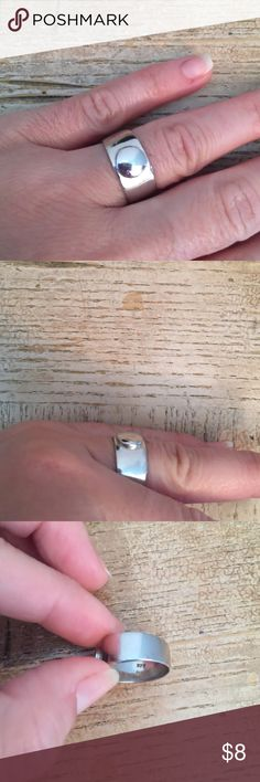 Ring size 6 Sterling silver solid 925💍 Ring size 6 Sterling silver solid 925 💍 Jewelry Rings