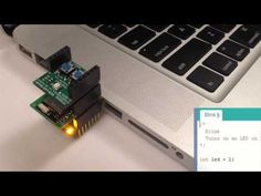 Use RFduino to run Arduino compatible sketches and communicate with your iPhone using Bluetooth 4.0 Low Energy.