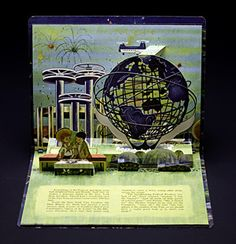 Pop -up books from Smithsonian Institutions Libraries Movable books collection