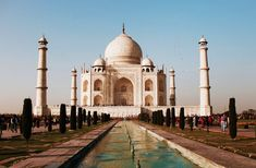 Places – Maceras Taj Mahal, Building, Places, Travel, Viajes, Buildings, Trips, Construction, Tourism