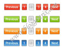 Colorful Numbered Page Navigation Widget For Blogger | Blogger Trix | Blogger Tips and Tricks | Free Templates