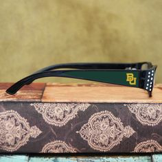 Baylor Bears Reading Glasses