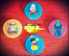 Kamehamehaaaaaaa! #Chapó #chapaspersonalizadas #dragonball #goku #krilin