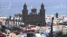 Salida de la regata ARC 2015 desde Las Palmas de Gran Canaria en direcci...