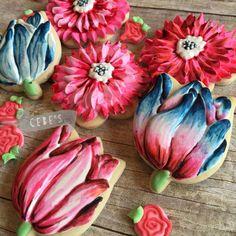Love Cebe's tulips!