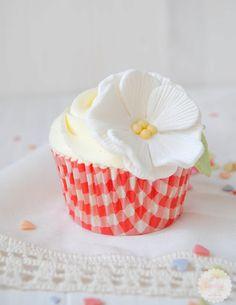 Cupcakes de limón y limoncello
