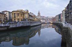 Bilbao, la cuna del Nervión ~ Viajero Turismo