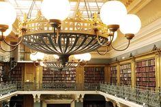 La bilbliothèque Victoria and Albert Museum àLondres