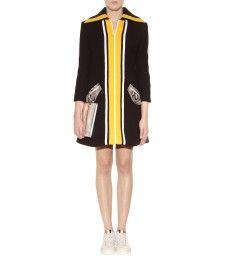 Carven - Colour-block dress - mytheresa.com