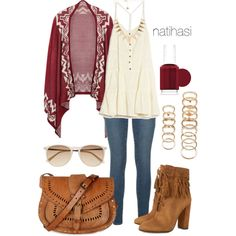 Boho Fall Outfit