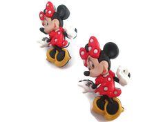 Limited Edition Disney Earrings in Handmade by MarysRemedies
