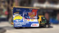 vela pubblicitaria per sidis. santorografica servizio camion vela pubblicitario  http://www.santorografica.com/camion-vela.php  #vela #pubblicitaria #sidis #camionvela #santorografica