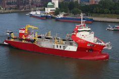 http://koopvaardij.blogspot.nl/2017/07/blog-post_88.html    6 juli 2017 op de Nieuwe Maas, Rotterdam onderweg naar  bouwwerf de SHANTI SAGAR-17  IHC Shipyard, Krimpen a/d IJssel / CO 1285