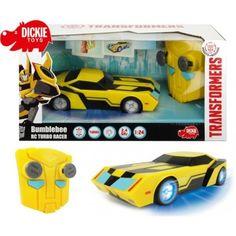 DICKIE Transformers Bumblebee Zdalnie Sterowany RC - Brykacze.pl - sklep z zabawkami