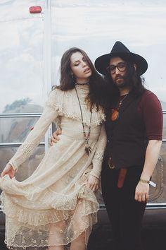 Meet The Goastt: Charlotte Kemp Muhl & Sean Lennon | Free People Blog #freepeople