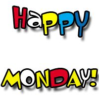 I ❤️ Pinterest Happy Monday Clip Art | 10 happy monday clip art free cliparts that you can download to you ...