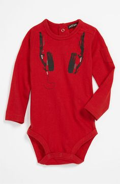 Too cute not to buy!   Petit Lem Bodysuit (Infant) available at #Nordstrom