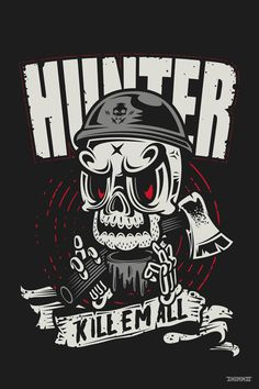 Hunter by ~thinkd on deviantART