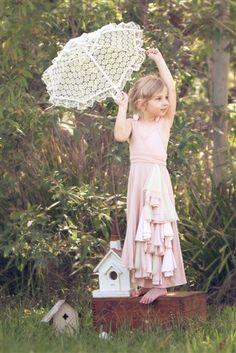 Dollcake Clothing - Pearl Drop Frock Spring 2014