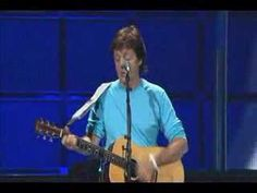 Paul McCartney - I Will - YouTube