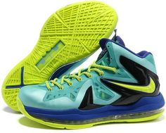 Cheap Nike Lebron 10 Elite Sport Turquoise Volt Violet Force c452712f5