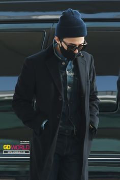G-Dragon | Incheon Airport 150327
