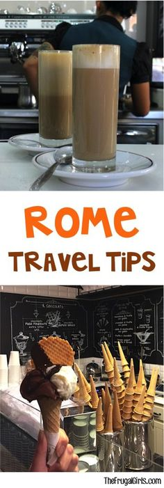 Best Rome Travel Tips and Things to Do in Italy! ~ from TheFrugalGirls.com ~ Insider Tips and Tricks for your Roma vacation, and what sights you can't afford to miss!