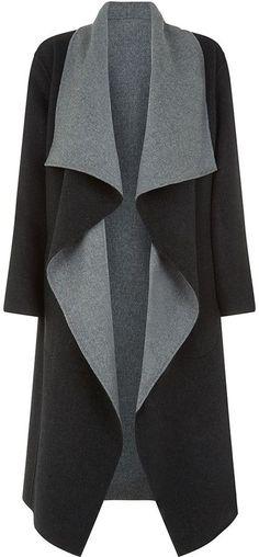 Billie Reversible Coat