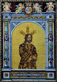 Nuestro Padre Jesús del Soberano Poder en su Prendimiento. Antonio Kiernam