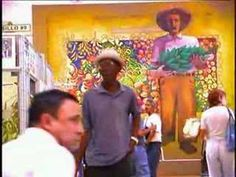 Ruben Blades, orgullo de Panama y Robi Draco Rosa - Patria.  Cancion escrita para Panama.