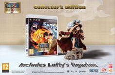 'One Piece Pirate Warriors 2′: Edición coleccionista para Europa