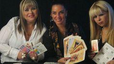 Predicciones para el Diario aja, astrologas y tarotistas; Pochita, Sara Sara y Agatha Liz