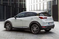 Mazda CX-3 (2015) #cars2015 #mazda