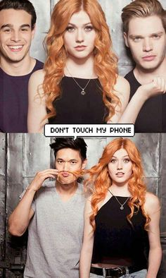 Cast Shadowhunters wallpaper