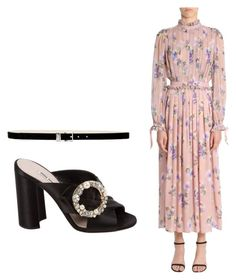 """""""Outfit 3"""" by catalina-londonoa on Polyvore featuring moda, Nine West, Miu Miu y MSGM"""