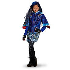 Disney Descendants Evvie Costume from the Disney Store Mirror, Mirror on the wall, who's the fairest of them all? I would TOTALLY wear this! I love anything Descendants! Wicked Costumes, Diy Costumes, Cosplay Costumes, Halloween Costumes, Halloween Ideas, Halloween 2015, Dance Costumes, Halloween Party, Evie Costume