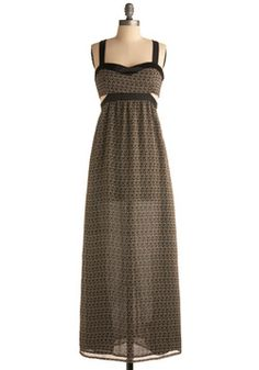 Style Moderne Dress, #ModCloth