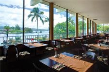 Big Island: Queen's Court Restaurant - Dinner Sat Dec 15. Panoramic view of Hilo Bay.  Buffet served 5:30-9:00pm - includes beer and wine. 5:30pm reservation - window seat requested. $76.50