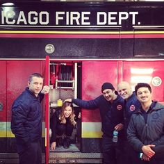 Squad 3 can get you out of a tight spot. #ChicagoFire returns Tuesday February 25 at 10/9c.