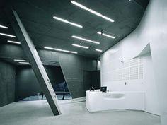 Extension to the Ordrupgaard Museum Copenhagen, Denmark, 2005 | Zaha Hadid Architects