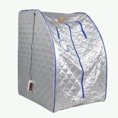 Far Infrared FIR Portable Foldable Spa Sauna Detox Ion, SI01