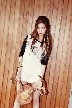 """Holler"" Album Photo Shoot 