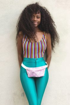 Ebony Threads on Pinterest | Afro Punk, Funky Fashion and Afro80s Clothes For Black Women