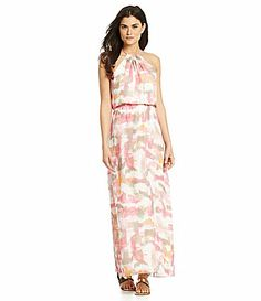 Gianni Bini Katy Maxi Dress #Dillards