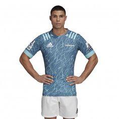Maillot Rugby Crusaders Away 2020 / adidas Super Rugby, Blue Adidas, Adidas Men, Adidas Logo, Clean Web Design, Online Shopping Australia, Football Jerseys, Soft Fabrics, Shopping
