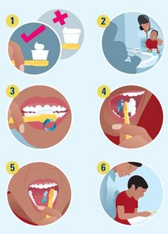 how to clean toothbrush after strep