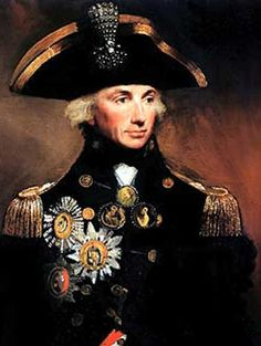 The British Admiral Horatio Lord Nelson who joined the navy at the age of 12 and was made a captain at 20, made his last sea voyage in a barrel. Mortally wounded in his hour of triumph at the Battle of Trafalgar in 1805, he died aboard his flagship Victory. His body was brought back to England for burial pickled in brandy to stop it decomposing on the long journey home. It is said that his men drank the brandy afterwards!!